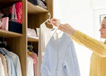Indretning af garderoben